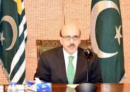 World's silence encourages India to commit crimes against humanity: AJK President