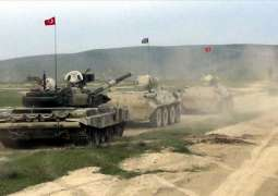 Azerbaijan's Defense Ministry Announces Joint Drills With Turkey