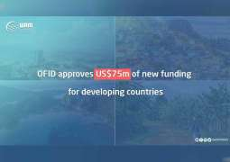 OFID approves US$75m of new funding for developing countries