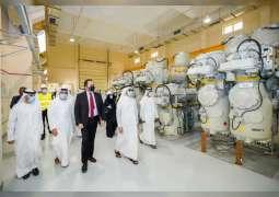 """كهرباء ومياه دبي تدشن محطة تحويل رئيسية جديدة جهد 400\132 كيلوفولت في """"دبي الجنوب"""""""