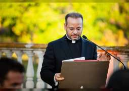 UAE Embassy in Rome hosts launch of 'Child Jesus Charitable Society in Cairo'