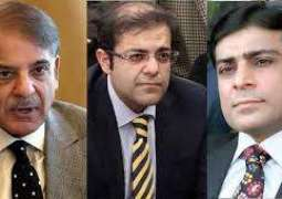 NAB Chairman approves filing of new references against Shehbaz Sharif, his two sons
