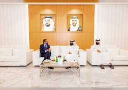 Sharjah Book Authority explores ways to enhance cultural cooperation with Italy