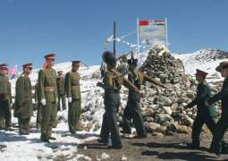 Indian Ministry of External Affairs Says Disengagement on Border With China Not Completed
