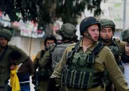 Israeli Forces Detain Several Palestinians Including BDS Activist in West Bank - Reports