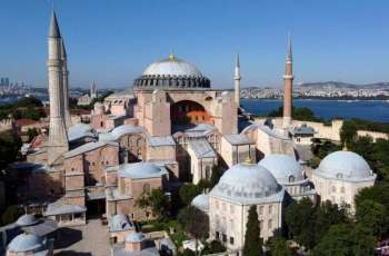 Greece Hopes Turkey to Preserve Hagia Sophia as Museum