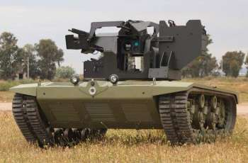 Turkish Defense Companies Sign Deal to Produce Unmanned Mini-Tank - Reports