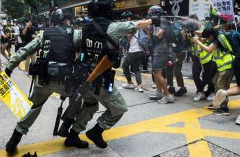 IFJ Accuses Hong Kong Police of Targeting Reporters During National Security Law Protests