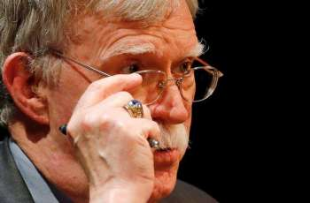 Russian Military Says Bolton Distorts Facts When Calls China Rising Threat