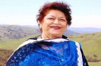وفاة الراقصة الشھیرة في بولیوود ساروج خان عن عمر ناھز 72 عاما