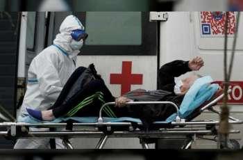 Russia's coronavirus death toll surpasses 10,000