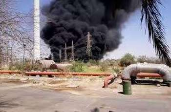 Explosion at Power Plant in Iranian City of Ahvaz Causes Fire - Emergency Services