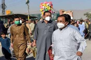 ارتفاع حصیلة الاصابات بفیروس کورونا في باکستان الي 227254 حالة