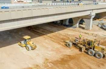 أمانة القصيم تنجز 88% من مشروع تقاطع طريق الملك عبدالله مع طريق علي بن أبي طالب بمدينة بريدة