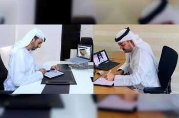 """إتفاقية تعاون بين """" أراضي دبي""""و""""أملاك للتمويل """""""