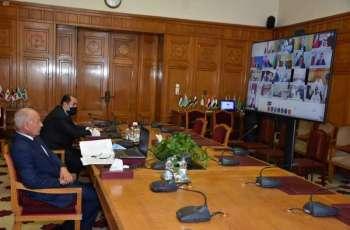 أمين عام الجامعة العربية يشارك في أعمال الدورة التاسعة لمنتدى التعاون العربي الصيني