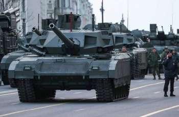 Russia Preparing for Export Next-Generation T-14 Armata Tank - Defense Cooperation Agency