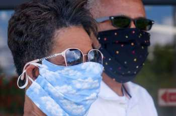 Record High 86% of Americans Report Using Face Masks for Coronavirus Protection - Poll