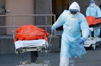 US COVID-19 Death Toll Surpasses 130,000 - Johns Hopkins University
