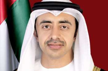 UAE is keen to support and promote the Arab-Chinese cooperation : Abdullah bin Zayed