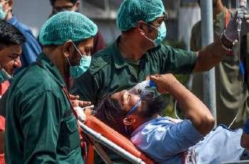 ارتفاع حصیلة الاصابات بفیروس کورونا في باکستان الي 233644 حالة