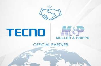 TECNO Joins Hands with Muller & Phipps (M&P) as their Official Distributor