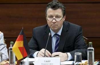 Strengthening Relations With Russia Among Priorities of German EU Presidency - Ambassador