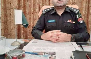 DSP , two constables killed during encounter in Swabi
