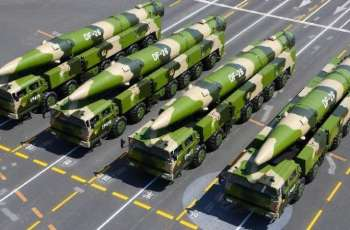 China Says Its Missiles Cannot Reach US, Washington's Pretext For INF Treaty Exit False