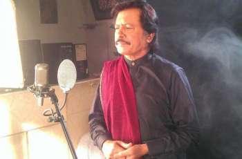 Folk singer Ata Ullah Esa Khelvi rejects rumors of his death