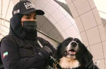 UAE Begins Using Police Dogs to Detect COVID-19 Among Travelers - Interior Ministry