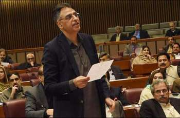 Federal govt will improve power transmission and distribution system in Karachi, says Asad Umar
