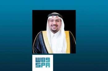 سمو الأمير  فيصل بن مشعل يثمن جهود أمانة القصيم لإنجاح حملة مبادرة نهر العطاء