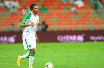 """اصابة لاعب کرة القدم السعودي """" سعید المولد """" بفیروس کورونا"""