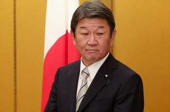 Japanese Foreign Minister Discusses Cooperation With US Envoy for North Korea in Tokyo
