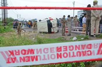 Most Wanted Indian Criminal Shot Dead While Attempting to Escape - Reports