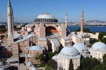 Russia Orthodox Church Regrets That Ankara Ignored Call to Preserve Hagia Sophia as Museum