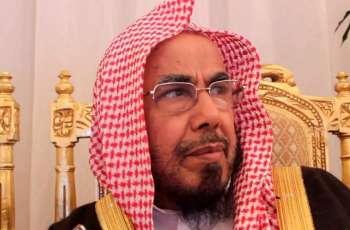 الشیخ عبداللہ المطلق : ان معصیة الغناء لا تمنع من الدعاء بالرحمة للمغنّین