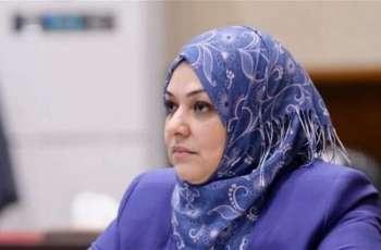 وفاة النائبة في البرلمان العراقي غیداء کمبش بعد اصابتھا بفیروس کورونا