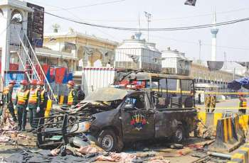 Man involved in suicide attack near Data Darbar sentenced to prison