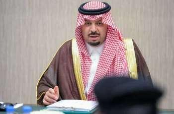 سمو الأمير فيصل بن خالد بن سلطان يرأس اجتماع متابعة مستجدات حالة الطفلين