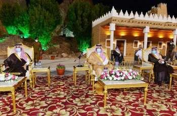 سمو أمير منطقة حائل يرعى حفل الإمارة لتكريم متقاعديها لعام 1441