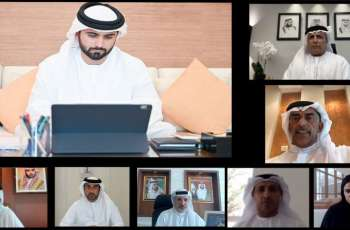 Sheikh Mansoor praises resilience of Dubai's sports sector, reviews post COVID-19 plans
