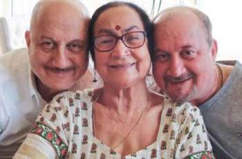 Indian actor Anupam Kher tests positive for Coronavirus