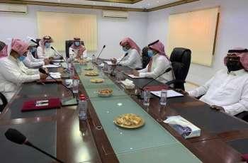 بلدي روضة هباس يناقش ميزانية البلدية المقترحة لعام 2021م