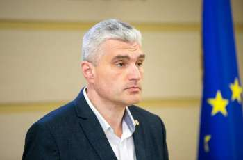 Deputy Speaker of Moldovan Parliament Presents No-Confidence Motion Against Gov't