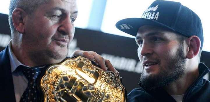 Father of UFC Champion Nurmagomedov Dies Aged 57 of Coronavirus C ..