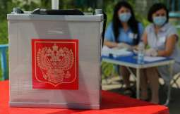 Russian Election Commission Says 70.81% in Favor of Amendments at 10% Ballots Counted
