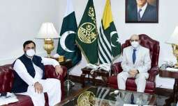 Issues like Kashmir and Palestine need immediate attention; must be resolved peacefully – Masood Khan