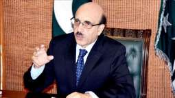 Ladakh standoff exposes spinelessness of Indian army, AJK President